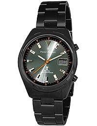 Pierre pantalones Bert Herren-reloj analógico de pulsera - Digital cuarzo Alloy RCSLDDSS41BK02
