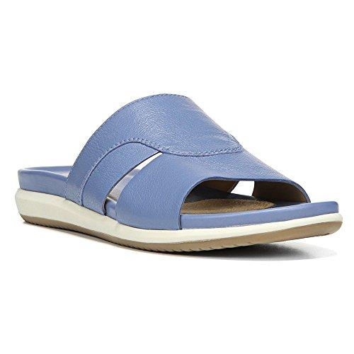 Naturalizer Subtle Femmes Cuir Sandale Ocean Blue