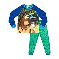 Masha and the Bear Boys Pyjamas
