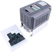 380V 5.5kW variador de frecuencia, monofásico variador de frecuencia 3fases salida Inverter Adjustable Speed Drive variador de frecuencia, para 3fases del motor