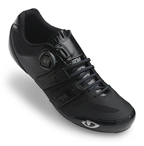 Giro Sentrie Techlace Rennrad Fahrrad Schuhe Schwarz 2019: Größe: 45 -
