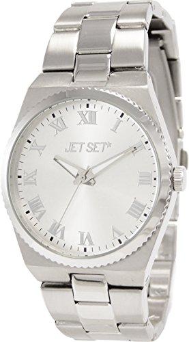 Jet Set - J61104-622 - Success - Montre Femme - Quartz Analogique - Cadran Argent - Bracelet Acier Argent