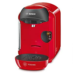 Bosch Tassimo TAS1253 Machine à dosette Vivy Rouge