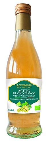 Probios Aceto di Vino Bianco - 500 ml