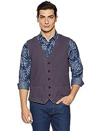 U.S. Polo Denim Co. Men's Cotton Waistcoat