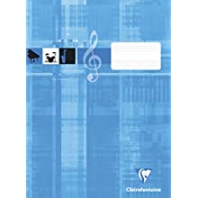 Clairefontaine 31014 °C Exercise Books Kover Book Number 27, DIN A4