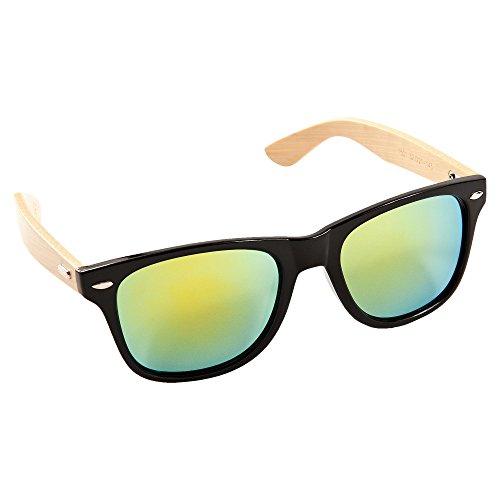2 Stück Paar Pilotenbrille Sonnenbrille Verspiegelt Fliegerbrille Brille