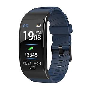 A-Artist Sportuhr Bluetooth Smartwatch Fitness Uhr Sport Armband Fitness Tracker Smart Watch Allround-multisportuhr mit Schrittzähler Pulsuhr iOS und Android Watch