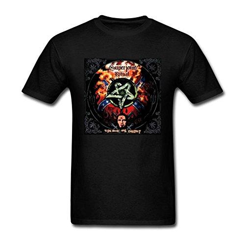 Arnoldo Blacksjd WEREXC Customized t-shirt for Man 100% Cotton-Superjoint Ritual Large