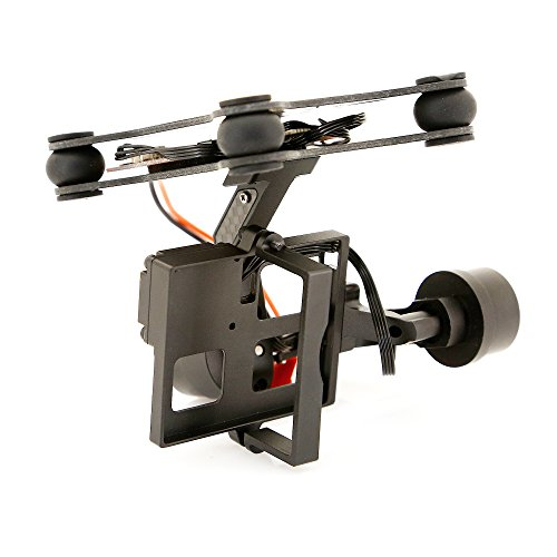 Air 2D Gimbal, für verwackelungsfreie Luftaufnahmen, passend für zoopa EVO(ZQE550) DJI Phantom 1/2 ()