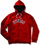 Etnies Kinder Sweatshirt BERLIN ZIP FLEECE-YOUTH, RED, XL, 4330000441
