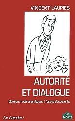 Autorite et dialogue