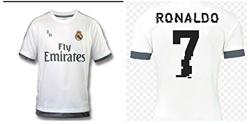 Réplique maillot 2015–2016avant equipacion officielle Real Madrid (L)