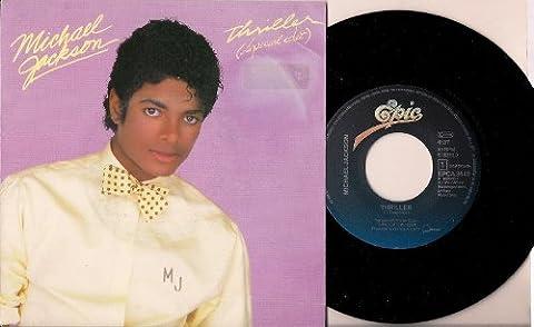 Michael Jackson Thriller (Special Edit) UK 45 7