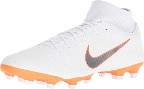 Nike Unisex-Erwachsene Mercurial Superfly 6 Academy MG AH7362 1 Fußballschuhe, Mehrfarbig (Indigo 001), 39 EU