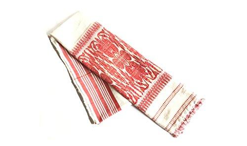 Assamese Fulam Gamusa Exclusive - Hand Woven