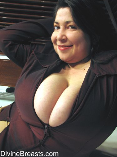 Breasts bbw