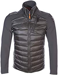 Parajumpers Jayden Quilted Fleece Jacket in Khaki