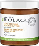 Matrix Biolage RAW Curl Defining Styling Butter 250ml - beurre sublimateur de boucles
