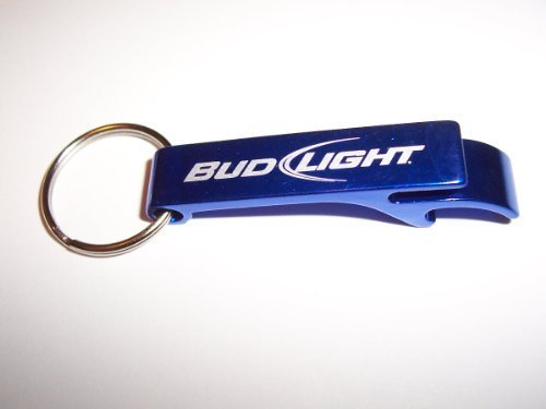 bud-light-blue-metal-bottle-opener-keychain-by-anheuser-busch