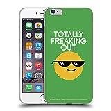 Head Case Designs Offizielle David Olenick Farbige Gefrorene Gläser Gefühle Soft Gel Hülle für iPhone 6 Plus/iPhone 6s Plus