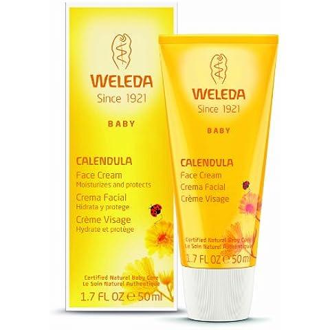 Weleda - 9661 - Crema Facial de Caléndula Weleda 50 ml