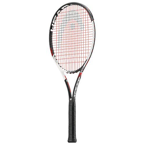 HEAD 1Graphene Touch Speed Pro Tennistasche, Herren, Herren, Graphene Touch Speed Pro, Weiß/Rot (Speed Pro Head)