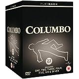 Columbo: Seasons One, Two, Three, Four, Five, Six & Seven [DVD]