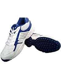 Rakshak Phantom Cricket Shoes With Capsule Sole And Round Studs