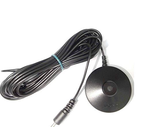 Calibration Kalibrierung Mic Measurement Microphone ECM-AC2 for Sony STR-DH740 STR-DH750 STR-DH770 STR-DG500 STR-DN850 STR-DN860 STR-DN1010 STR-DN1020 STR-DN1070 STR-KG800 154283011 154267011