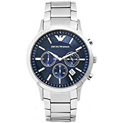 Emporio Armani AR2448 Mens Renato Chronograph Watch
