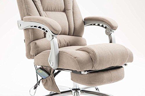 Clp sedia da ufficio massaggiante pacific poltrona relax con