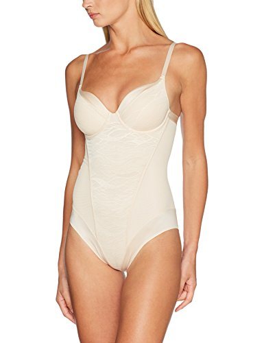 Triumph Damen Airy Sensation BSWP Body, Nude Beige NZ, 80D -