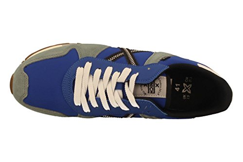 MUNICH Scarpe 252 Massana Blu Blue