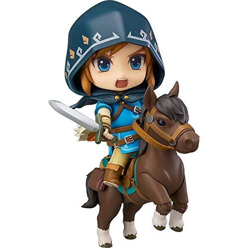 MA SOSER The Legend of Zelda: Breath of The Wild: Link...