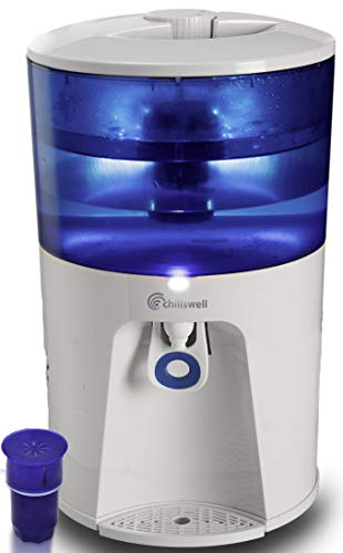 Water Filter Cooler 8.5L Counter...