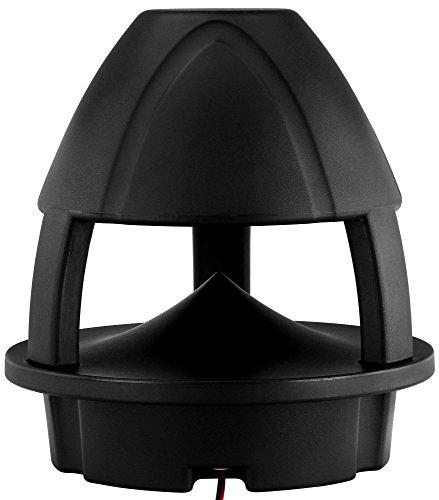 "Pronomic HLS-560BT Bluetooth® BK 360° Gartenlautsprecher (2-Wege, Outdoor Lautsprecher Box, 5,25"" (133 mm) Woofer, 1,2"" (30 mm) Tweeter, UV-resistent, wasserdicht, 30/60/120 W RMS/Musikleistung/Peak)"