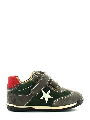 Melania , Mädchen Sneaker Taupe/verde