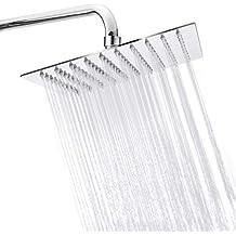 S R SUNRISE ducha//placa de ducha,alcachofa de la ducha Alcachofas fijas para ducha 304 acero inoxidable,12 pulgada Ultra-delgado inyector de ducha per cuarto de ba/ño plaza,Cinco a/ños de garant/ía