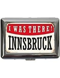 Umhängetasche Innsbruck Skyline Tirol Österreich Tasche  4 Farben 40x30x10cm