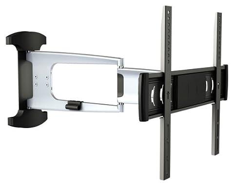 RICOO TV Wandhalterung Schwenkbar Neigbar S1044 Fernseher Halterung Wandhalter LED LCD TFT MONITOR Flachbildschirm ca.76-140cm/ 30'- 42' - 47' - 50' - 55'