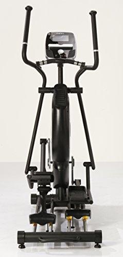MAXXUS® Ellipsentrainer 10.1 Pro – Magnet- und Luftantrieb. Crosstrainer mit elliptischem Bewegungsablauf. Gelenkschonende, flache und elliptische Bewegung. 150kg Benutzergewicht - 5