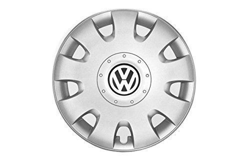Original Volkswagen VW Ersatzteile Radkappen Satz 15