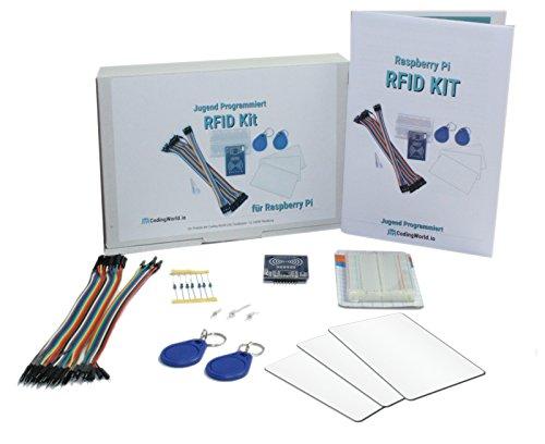 RFID Kit, Jugend Programmiert, Raspberry Pi