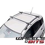 VOLKSWAGEN VW TOURAN 2003-2013 DACH SCHIENEN BARS SPERREN VON TYP 60 KG LADEN BEWERTET