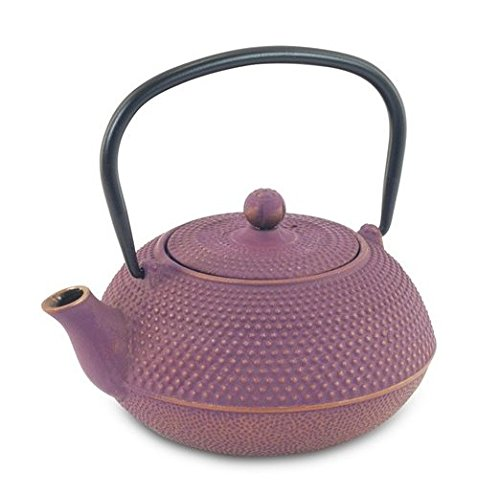 Art Deco Home - Tetera Purpura 0,6 l Hierro