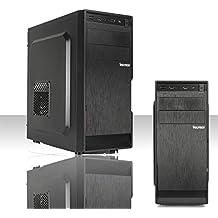 PC DESKTOP QUAD CORE INTEL I7-4790 3.6 GHZ(TURBO MAX 4.0 GHZ)/HD 1TB SATA III/RAM 8GB DDR3 1600MHZ/SCHEDA GRAFICA Intel® HD Graphics 4600 /DVI-VGA 2GB/USB 2.0 3.0 PC FISSO COMPLETO PER UFFICIO FAMIGLIA LAVORO SCUOLA AZIENDA GAMING