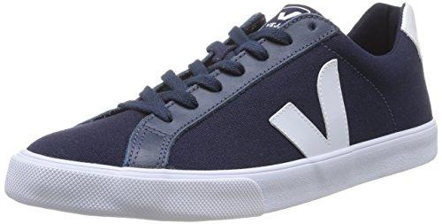 Veja Esplar, Baskets mode homme Bleu (Nautico White)