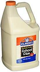 Washable School Glue - Gallon