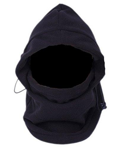 XueXian(TM) Hommes Chapkas de Neige Bonnet d'hiver Chapeaux d'oreilles pour Chaud et Voyage en Polyes